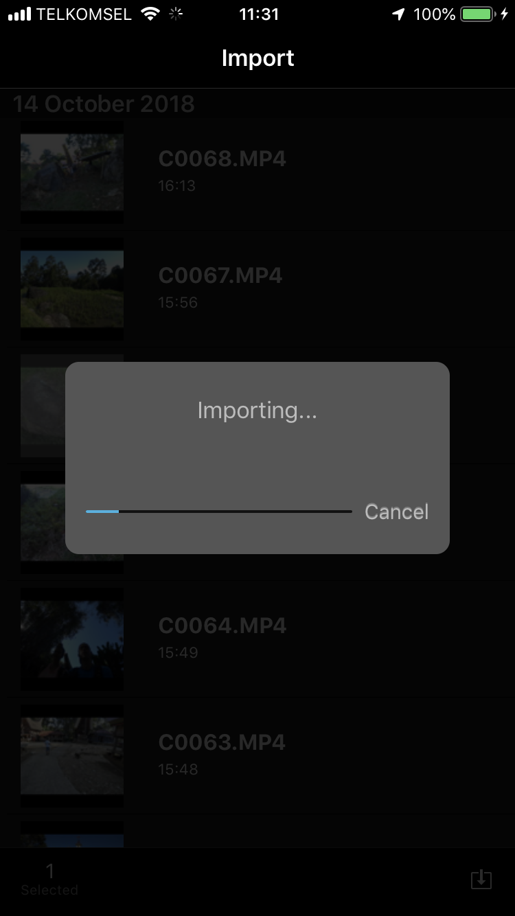 how do i transfer 4k video from iphone to computer